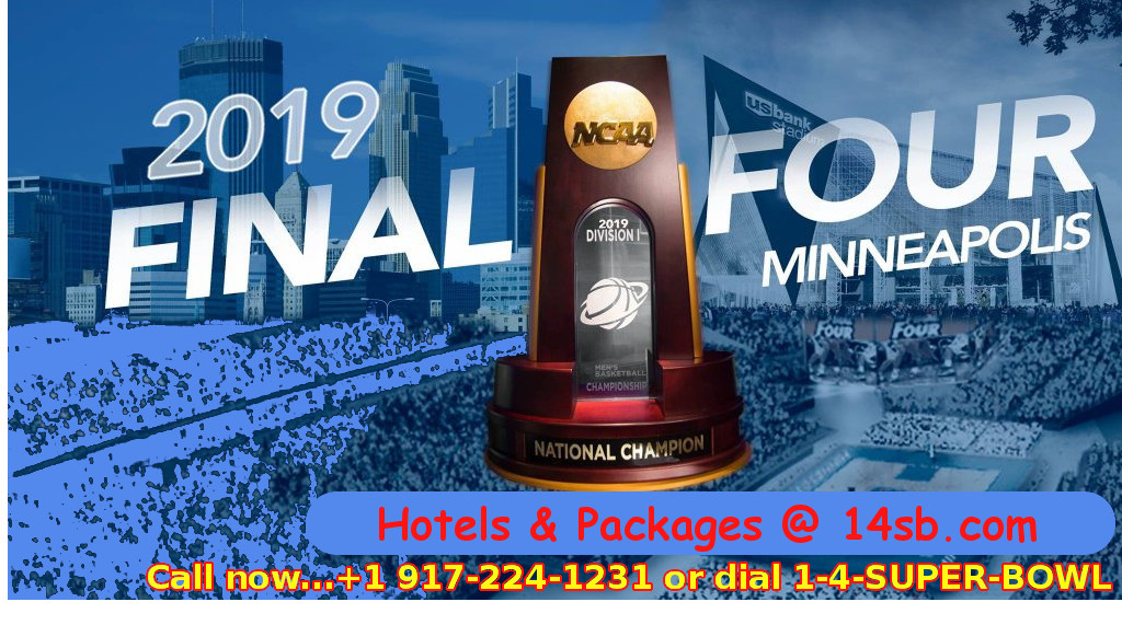 NCAA Final Four hotels downtown and best deals