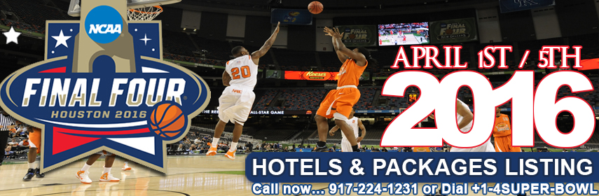 NCAA Final Four hotels and best deals